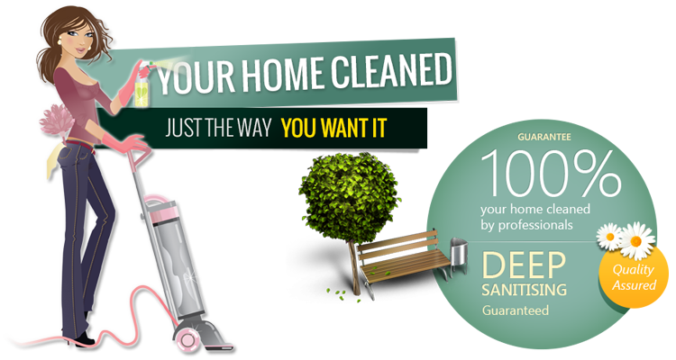 Home Cleaners MQ Maid
